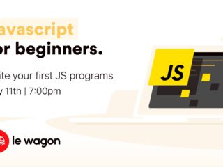 Javascript for beginners - Workshop [Kyoto]